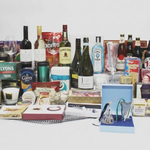 Design Your Own Christmas Hamper