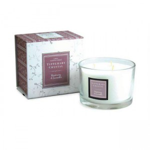 Tipperary Rosemary & Lavendar 3 Wick Candle