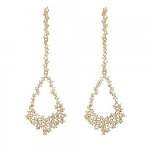 Gold Hammock Earrings