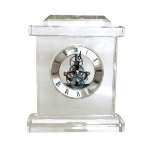 Square Carriage Clock
