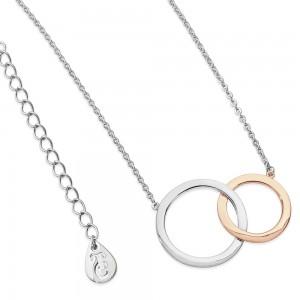 Interlocking Circles Pendant
