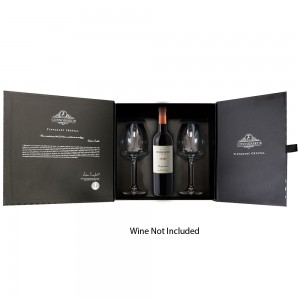 Connoisseur Two Wine Set & Space for Bottle