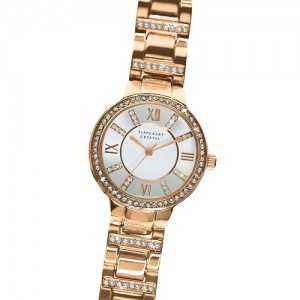 Continuance Rose Gold Watch