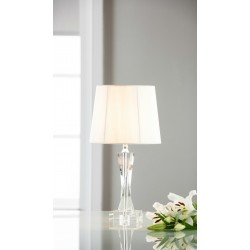 Twist Small Lamp & Shade
