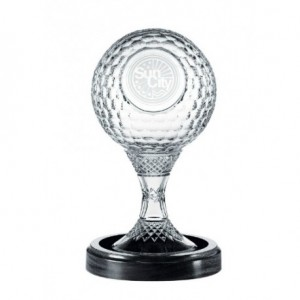 "8"" Golf Ball with base"