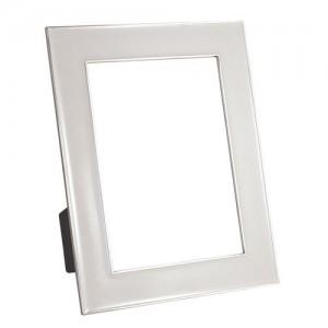 "Classic Grey Enamel Frame 8"" x 10"""
