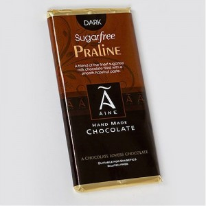 Dark Chocolate Praline
