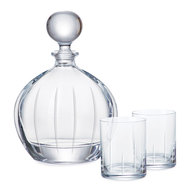 Tranquility Decanter & Tumbler Pair Gift Set
