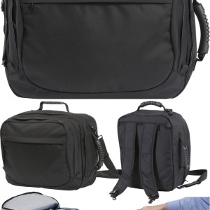 Greenwich' 4 Way Laptop Backpack