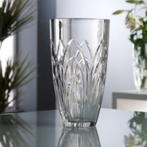 Cathedral 8 inch vase