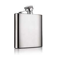 J605 Hip Flask