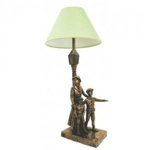 Annie Moore Lamp