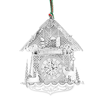Cuckoo Clock Hanging Decoration