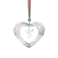 Heart with Angel Decoration