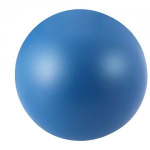 Round stress ball reliever