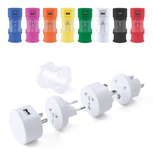 Tribox Travel Adapter