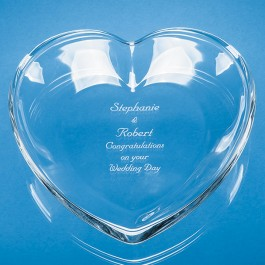 20cm Heart Shaped Bowl