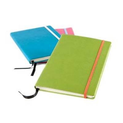 Belluno PU Notebook in a Choice of Colours