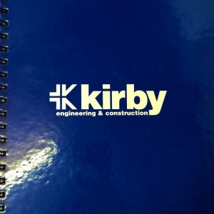 Bespoke A4 Note Pad ? Like Kirby Sample