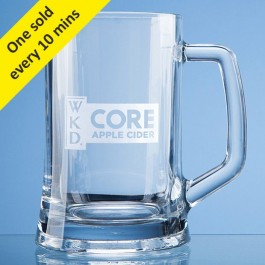 0.67ltr Large Plain Straight Sided Tankard