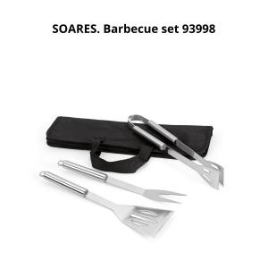 SOARES Barbecue set